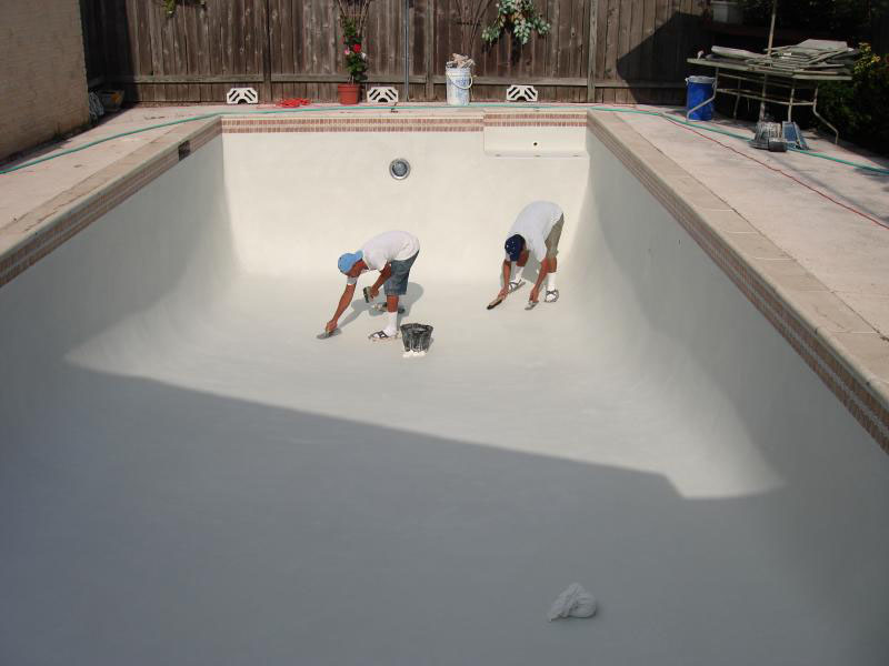 The 1 pool remodeling plastering renovation valley - White oak swimming pool opening times ...