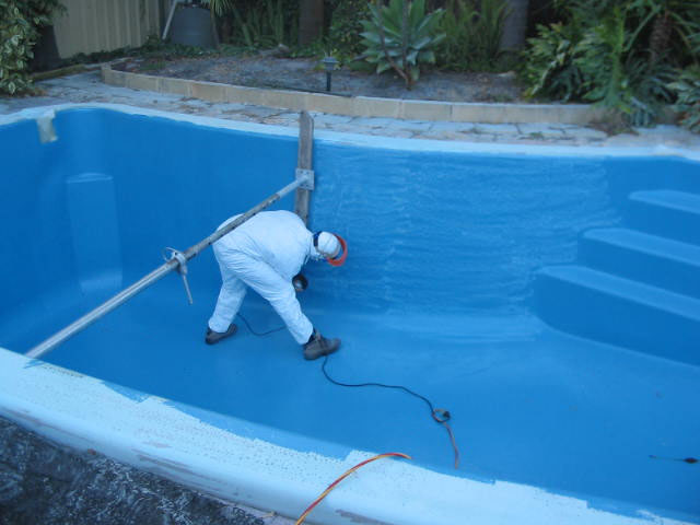 Swimming pool replastering valley pool plaster best pool - Swimming pool contractors apple valley ca ...