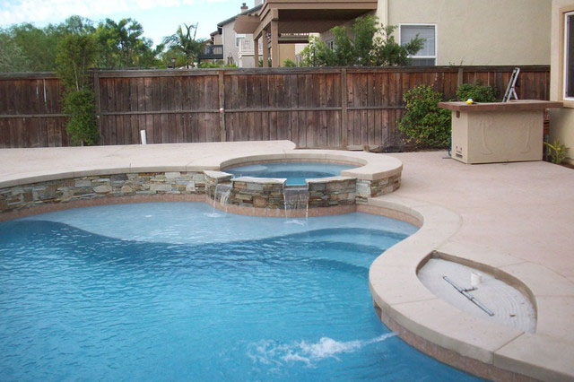 Best pool plastering renovation valley pool plaster for Pool plaster