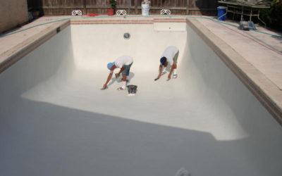 Valley Pool Plaster Malibu Pool Remodelling.