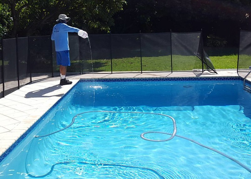 importance of pool maintenance