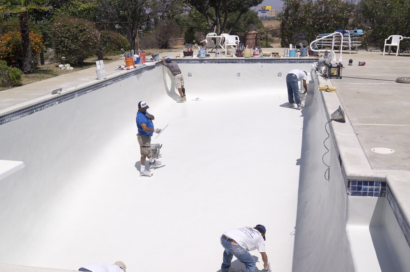 Everything You Need To Know About Pool Replastering