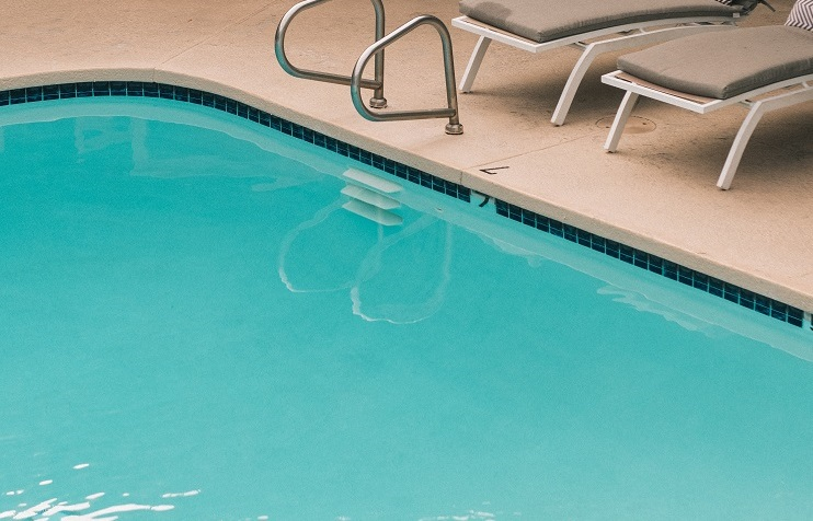 Pool Plaster Surface