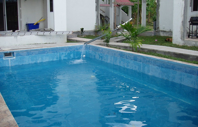 Pool Water Addition