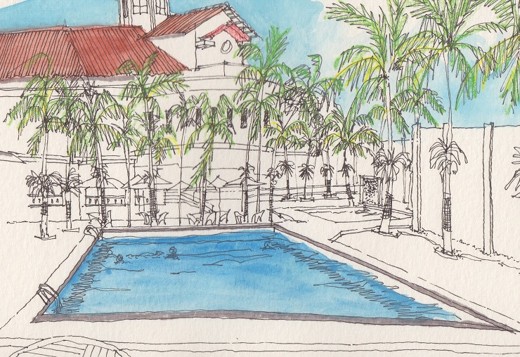 Pool Remodeling Plan