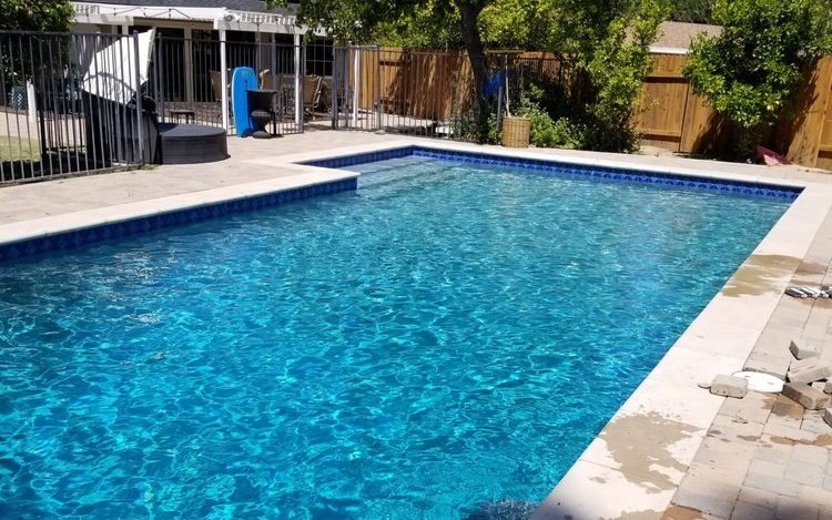 Resurface and Retile in Woodland Hills