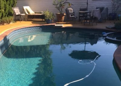 Two-Tone Pool in Moorpark