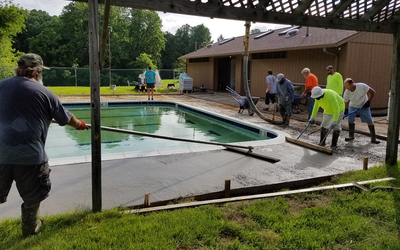Check the Pool Services They Offer
